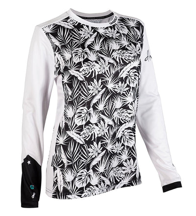 Ladies Gravity Jersey | Monochrome