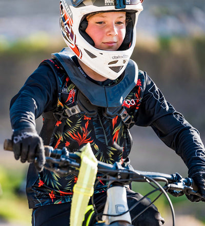 Youth Gravity Jersey | Tropical DH
