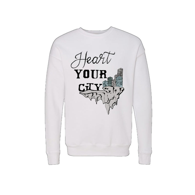 Heart Your City Pullover