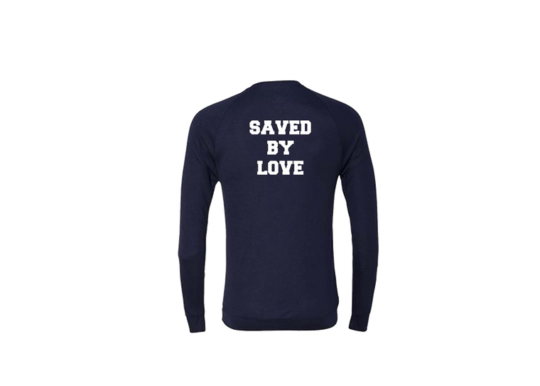 Saved By Love (Long Sleeve) Tee