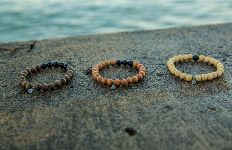 Unity, Trinity and Grace Bracelet set