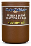 Water Sensing & Particulate Removing