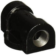 Fill-Rite Cast Iron Filter Adapter, 3/4'' Outlets