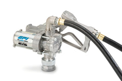 "GPI EZ-8, 12 Volt, DC, 8 GPM, Manual Unleaded, 1"" x 10'-0"" Hose"