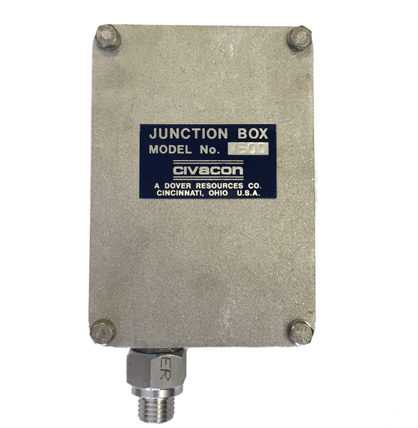 Junction Box Optic & Thermistor Ground Verification Plug & Cord Sets 7500