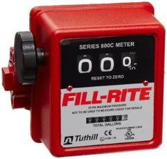 Fill-Rite Series 800C Flow Meter