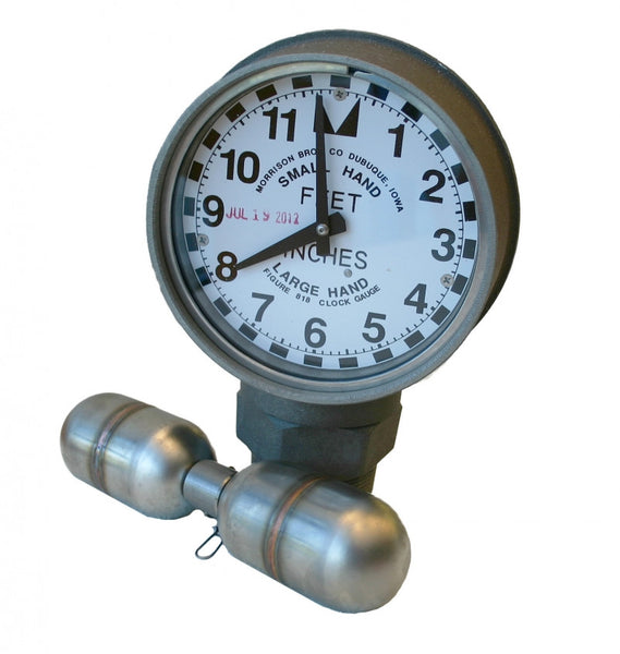 Morrison 818 Series Clock Gauge