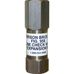 Morrison Bros 958 In-Line Check Valve