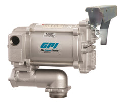 GPI M-3120, 115 Volt AC, 20 GPM, Nozzle and Hose excluded