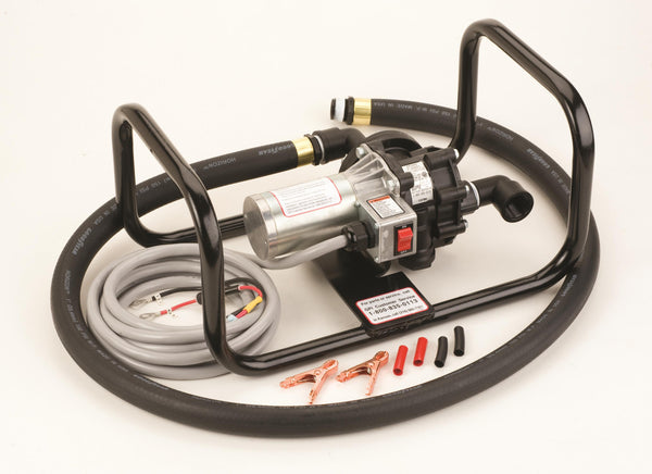 GPI P-200, 12 Volt DC, 8 GPM, Nozzle and Hose excluded