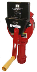 Fill-Rite FR112C Series 100 Rotary Action Hand Pump with Counter
