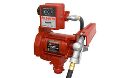 FIll-Rite FR701V Heavy Duty AC Utility Pump, 115 Volt AC, 20 GPM with Meter