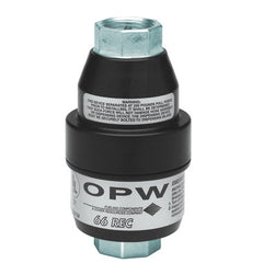 OPW 66REC Series 3/4'', 250 lb Pull Force Dry Reconnectable Breakaway