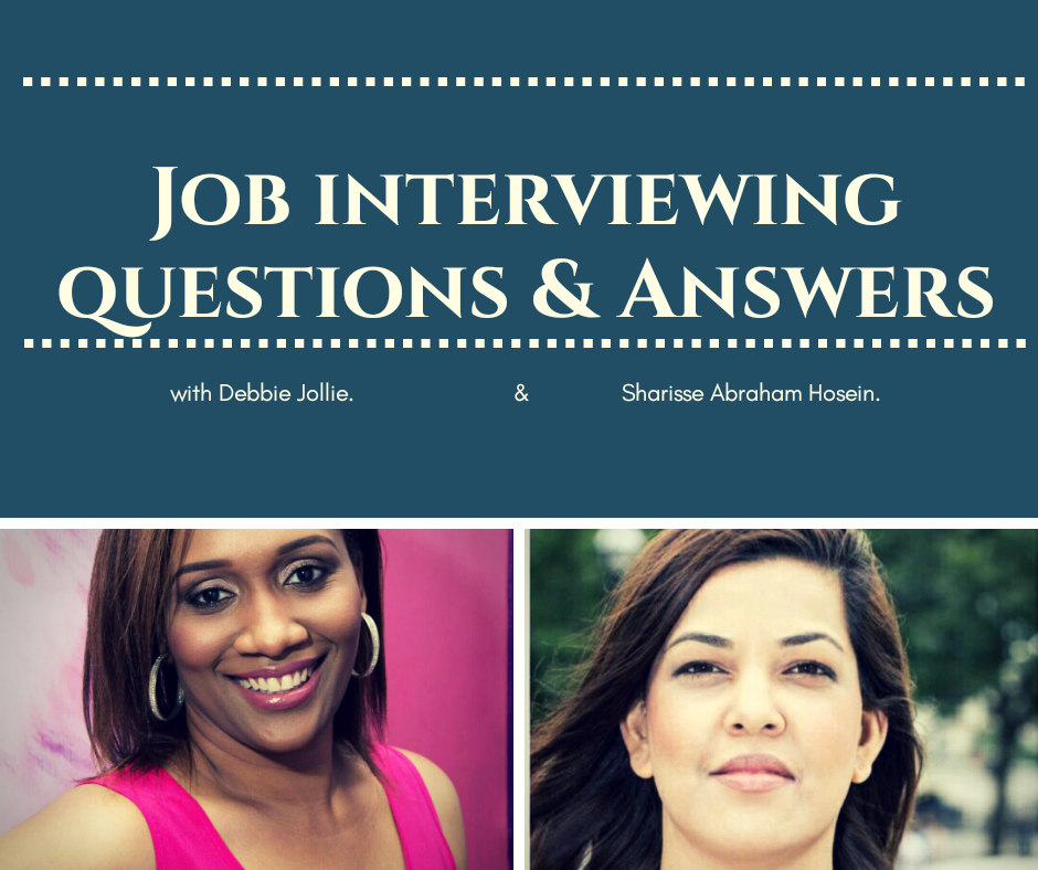 Job Interviewing Questions & Answers