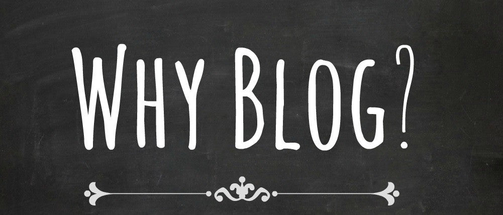 How blogging helped my business!