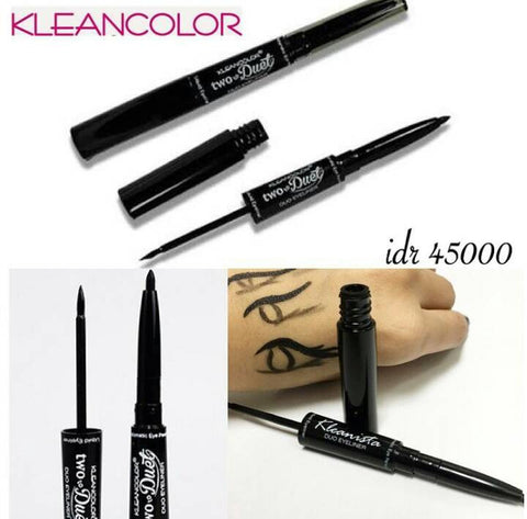 KLEANCOLOR ALL IN ONE PENCIL & LIQUID LINER