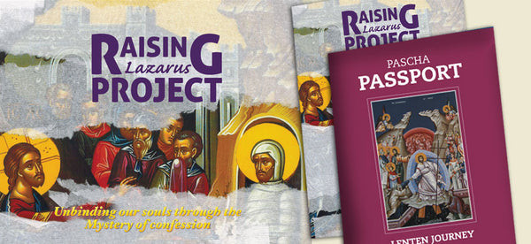 Raising Lazarus Project Booklet (Confession Tool)