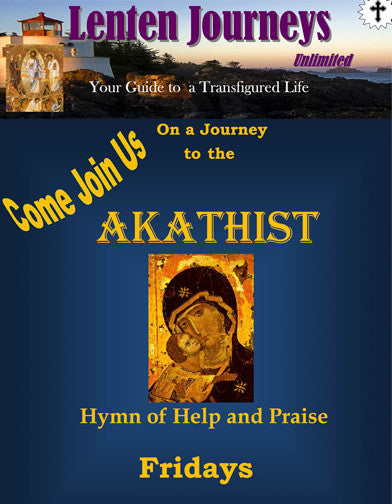 Lenten Journey Posters - Download