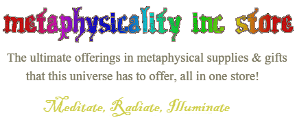 Metaphysicality Inc Store