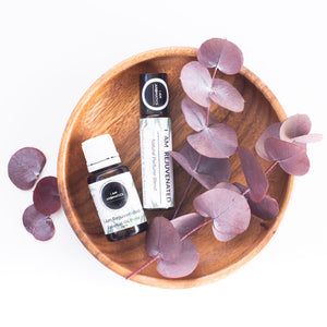 I Am Rejuvenated Essential Oil + Roller