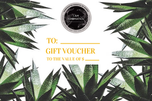 I Am Aromatics Gift Voucher