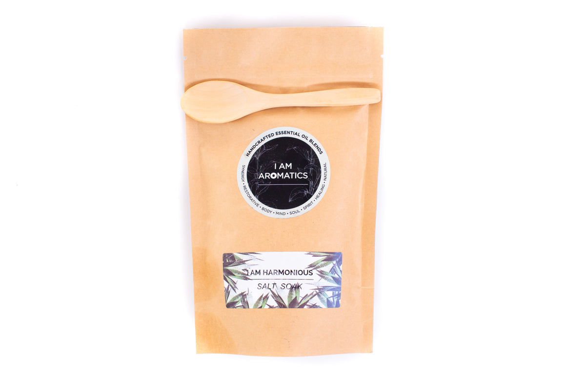 I Am Harmonious Salt Soak 300gm
