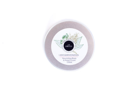 I Am Harmonious Hand & Body Cream - 150ml