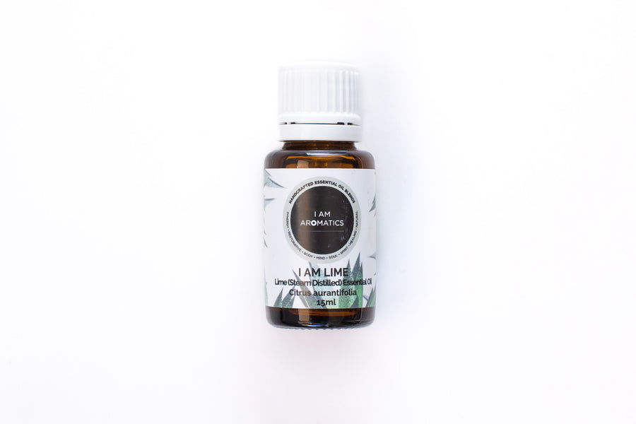 I Am Lime Essential Oil - 15ml
