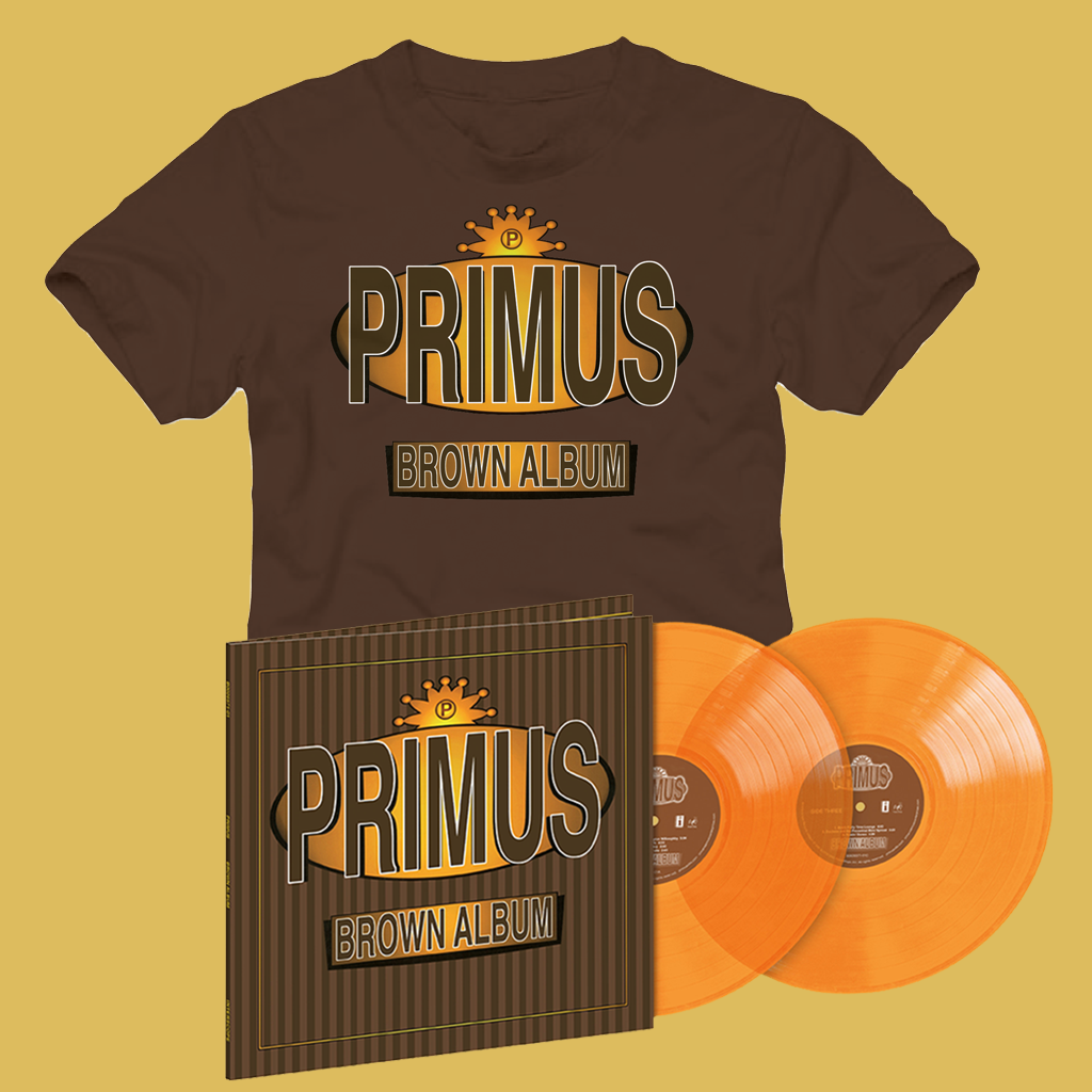 PRE-ORDER: PRIMUS Brown Bundle (Limited Edition)