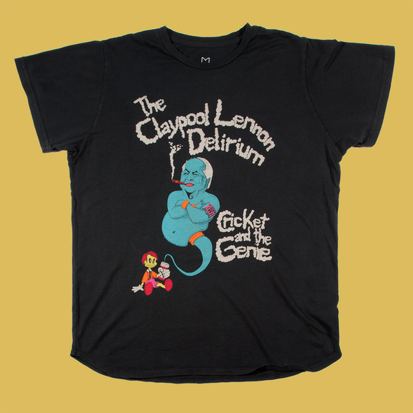 CLD - Cricket and the Genie T-Shirt
