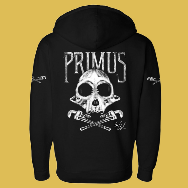 Primus - Limited Edition Hoodie (Designed By Les Claypool)