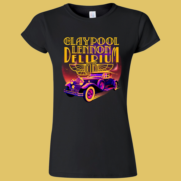 CLD - Women's NYE 2020 Event Tee