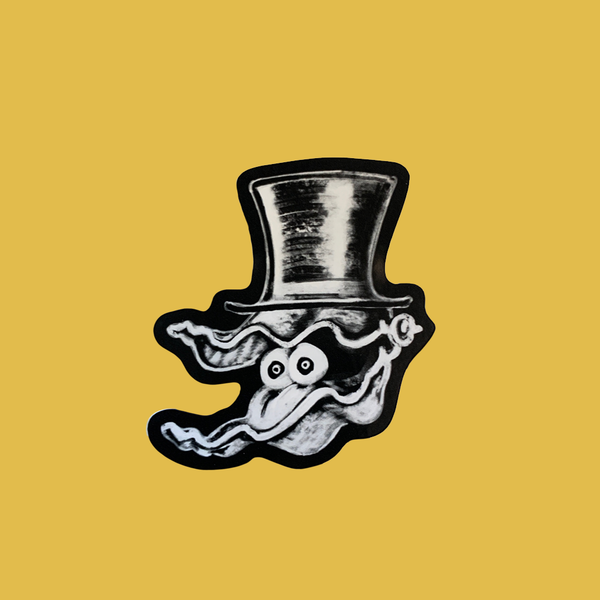 Oysterhead - Mr. Oysterhead Tour Sticker