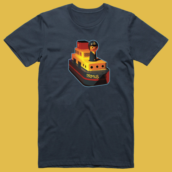 PRIMUS - Captain Shiner Boat T-Shirt