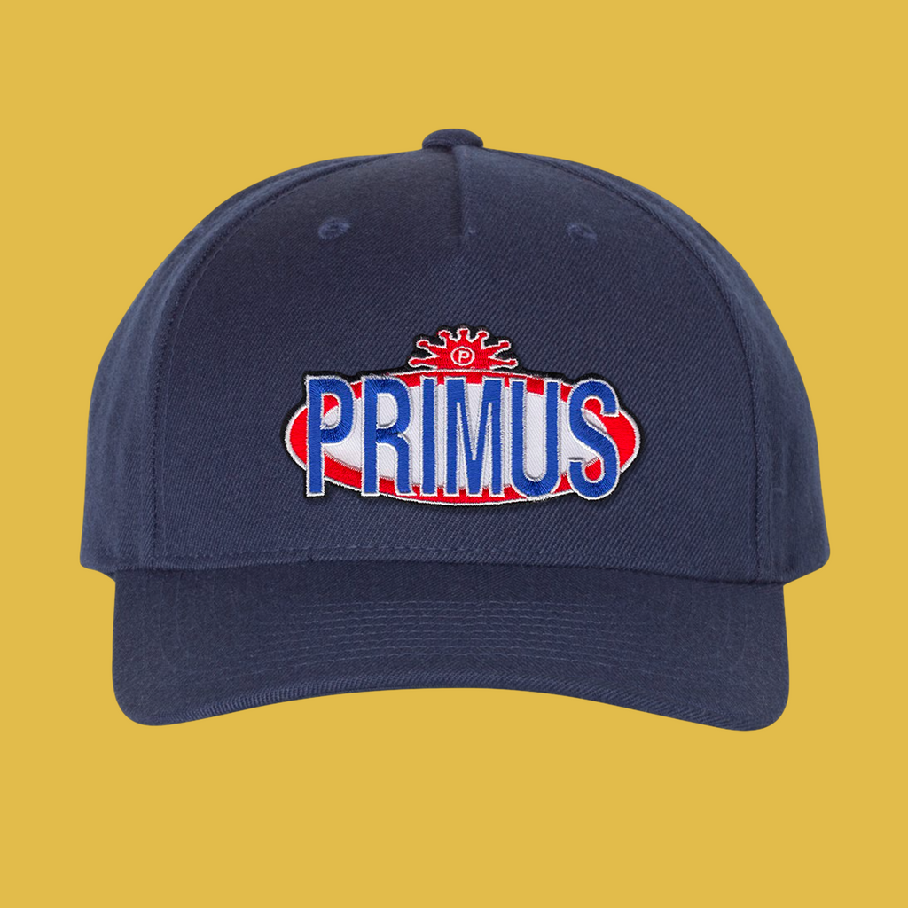 PRIMUS - Logo Patch Hat (Navy)