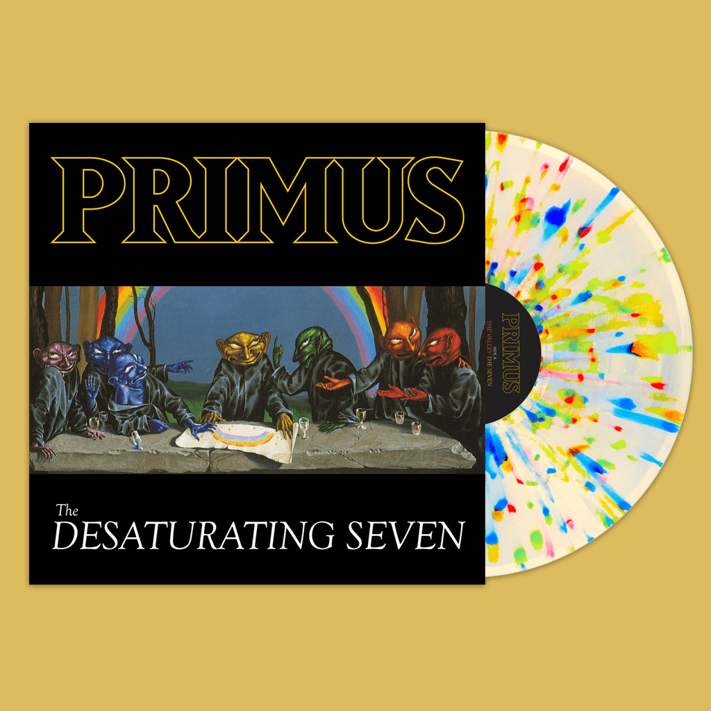 PRIMUS: The Desaturating Seven Vinyl