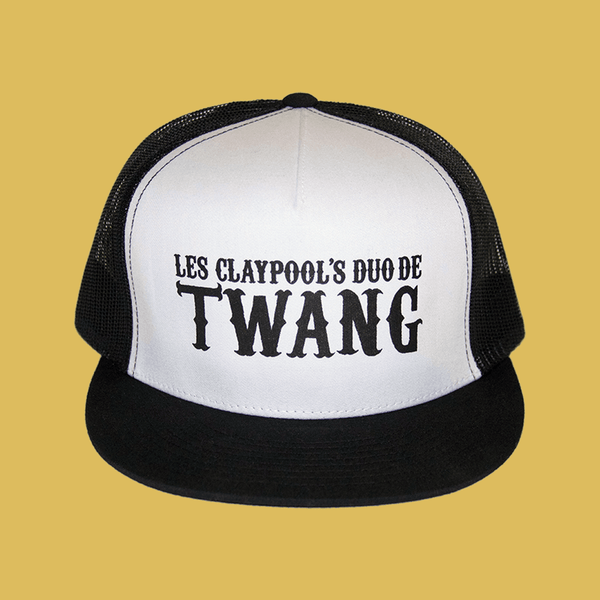 Duo De Twang - Logo Trucker Hat