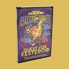 Electric Apricot - Quest for Festeroo DVD