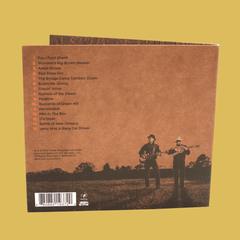Duo De Twang - Four Foot Shack CD