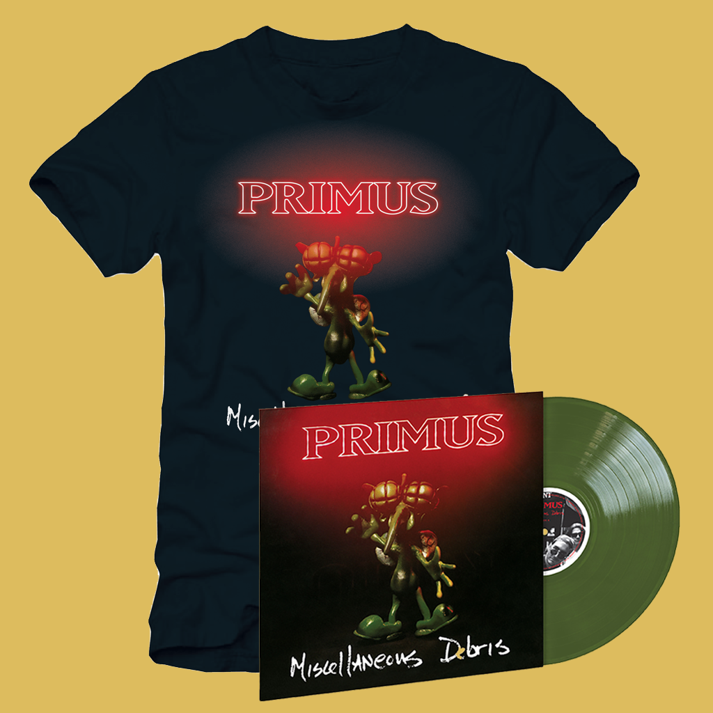 PRIMUS Miscellaneous Debris Bundle (Limited Edition)