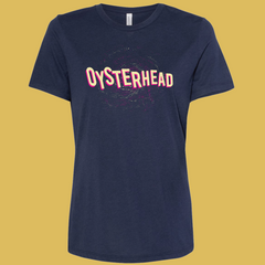 Oysterhead - John C. Lilly Ladies Cut T-Shirt