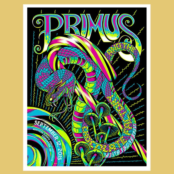 PRIMUS - Sep 12th 2015 - Edmonton, AB