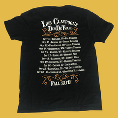 Duo De Twang - Fall 2013 Tour T-Shirt