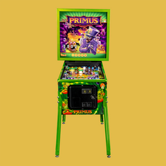PRIMUS: Custom Pinball Machine (Limited Edition & Signed)