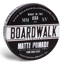 BOARDWALK Pomade Matte Pomade 4.5oz
