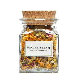MULLEIN & SPARROW Facial Steam 1.5 oz/42.5 g