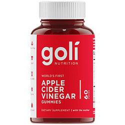 goli Apple Cider Vinegar Gummies (60 Gummies)