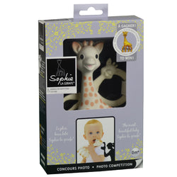 Sophie La Girafe Award & Teether Gift Set