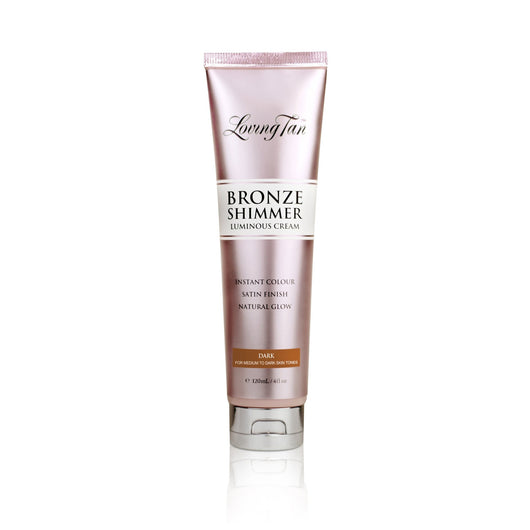 Loving Tan Bronze Shimmer Luminous Cream Dark 120ml