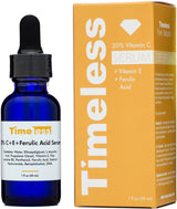 timeless skin care 20% Vitamin C + E Ferulic Acid Serum - 1oz